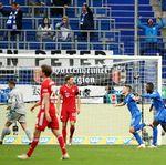 Bayern Akhirnya Kalah Juga