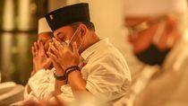 Hari Kedua Kampaye, Eri Cahyadi Bersilaturahmi dengan 9 Kiai Surabaya