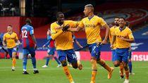 Everton Menang Lagi, Kali Ini Bungkam Crystal Palace