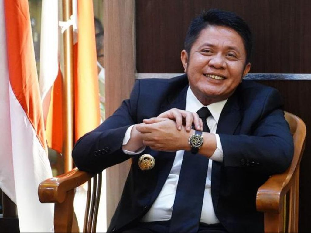 Gubernur HD Akan Lantik 6 Bupati Terpilih di Sumsel 26 Februari 2021
