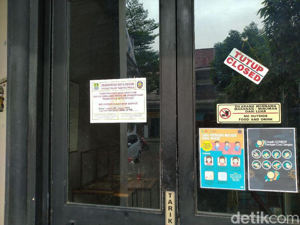 Satpol PP Ancam Cabut Izin Kafe Bekasi yang Pengunjungnya Joget Berkerumun
