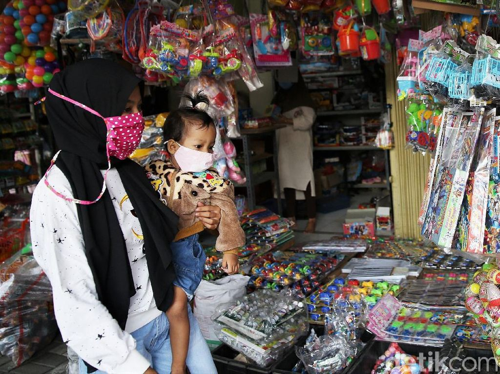 PSBB Transisi Jakarta Diperpanjang Karena Masih Ada Penularan