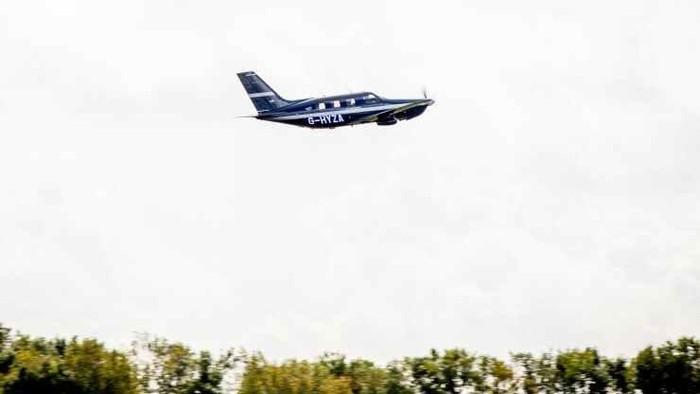 Pesawat berbahan bakar hidrogen