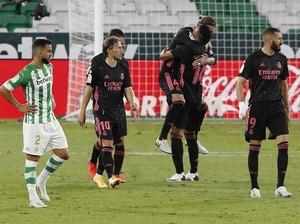 Mental Juara Real Madrid Belum Hilang