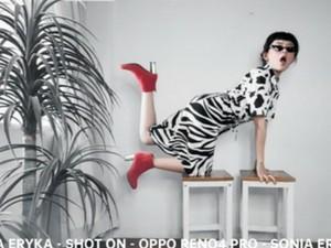 Sonia Eryka Garap Film dengan Visual Estetis Pakai OPPO Reno4 Pro