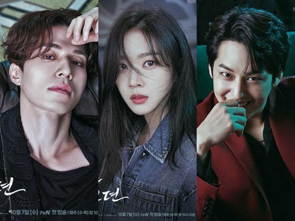 Drama Korea Tale Of The Nine Tailed, Lee Dong Wook & Jo Bo Ah Beradu Akting