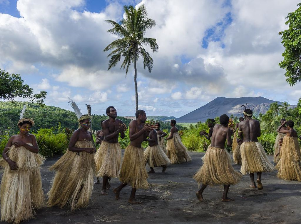 Instagram Pariwisata Vanuatu Diserbu Warga Indonesia