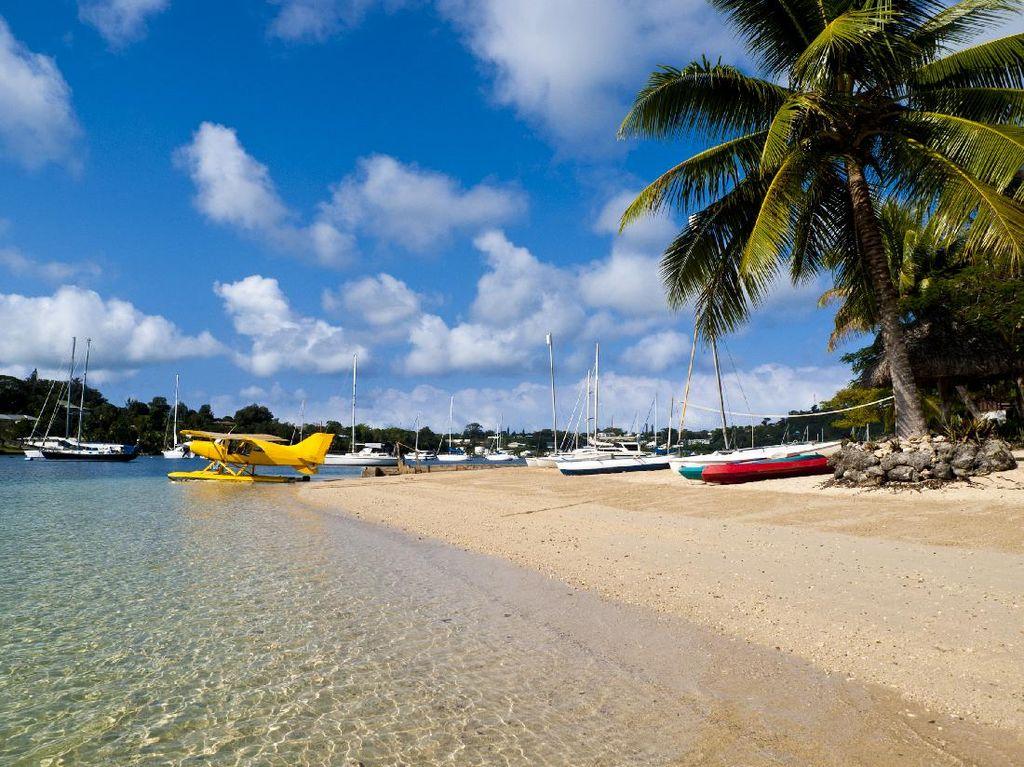 Serang RI soal Papua, Begini Kondisi Ekonomi Vanuatu