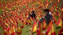 Spanyol Catatkan 1 Juta Kasus Positif Baru Corona!