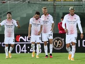 Hasil dan Klasemen Liga Italia: Napoli, Milan, Verona di Atas