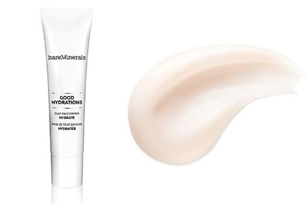 bareMinerals Good Hydrations Silky Face Primer cocok untuk kulit kering