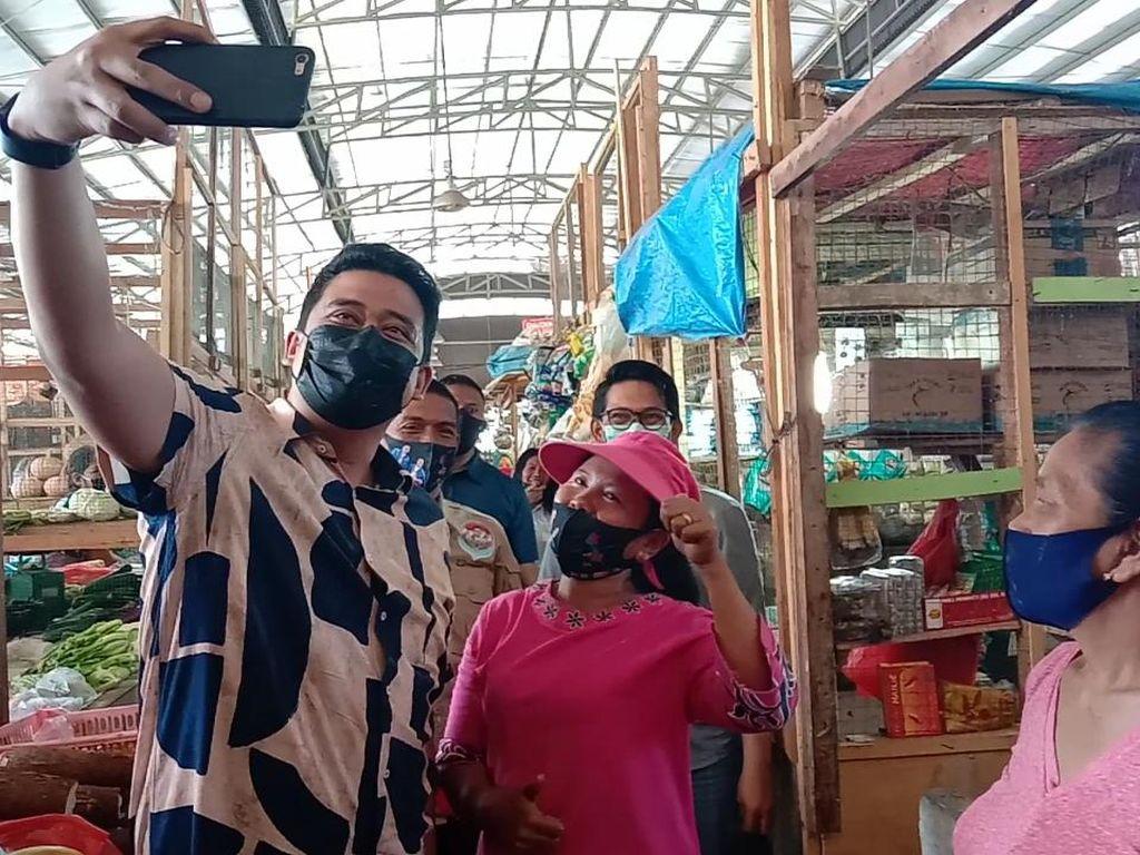Bobby Janji Atasi Macet Medan: Perbaiki Tata Kota-Buat Kawasan Terpadu