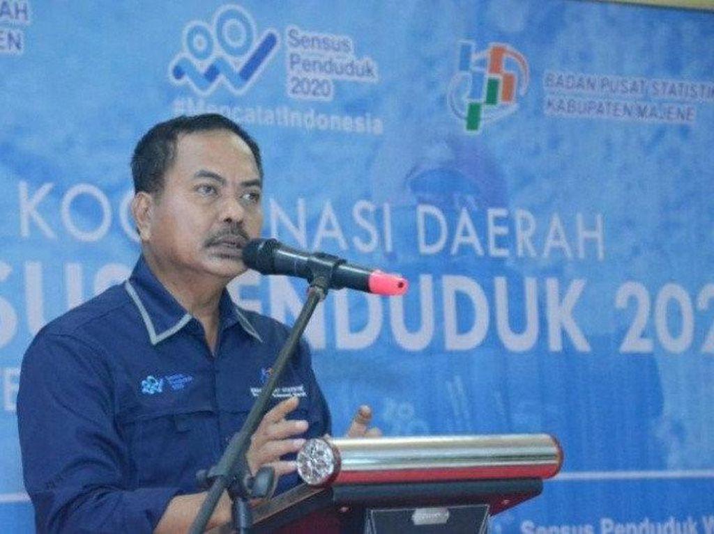 Bupati Majene Fahmi Meninggal, Sempat Gagal Tes Kesehatan Daftar Pilbup