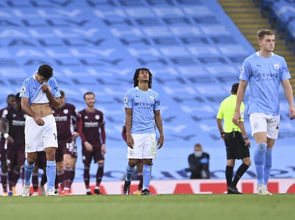 Man City Kalah Telak, Rodri: Leicester Beruntung!