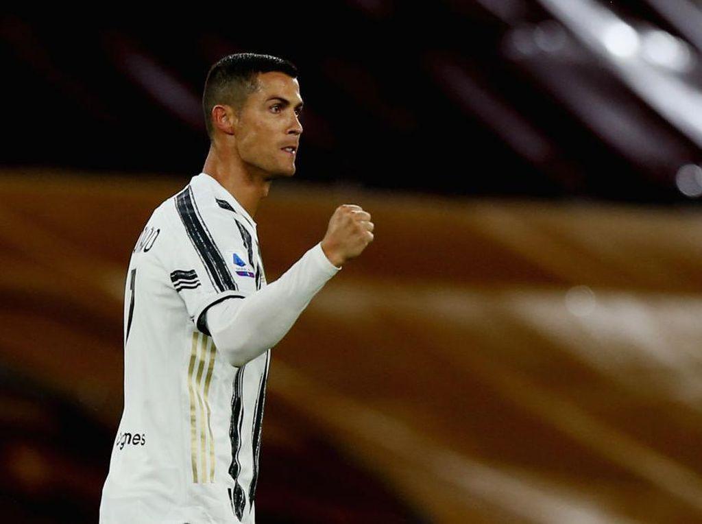 Pirlo Belum Tahu Kondisi Terbaru Ronaldo