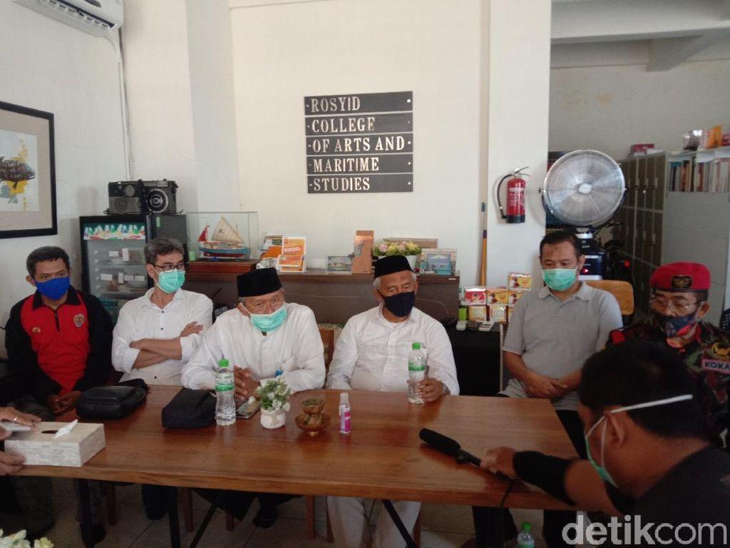 Merasa Dipersekusi Massa Surabaya Adalah Kita, KAMI Jatim Lapor Polisi?