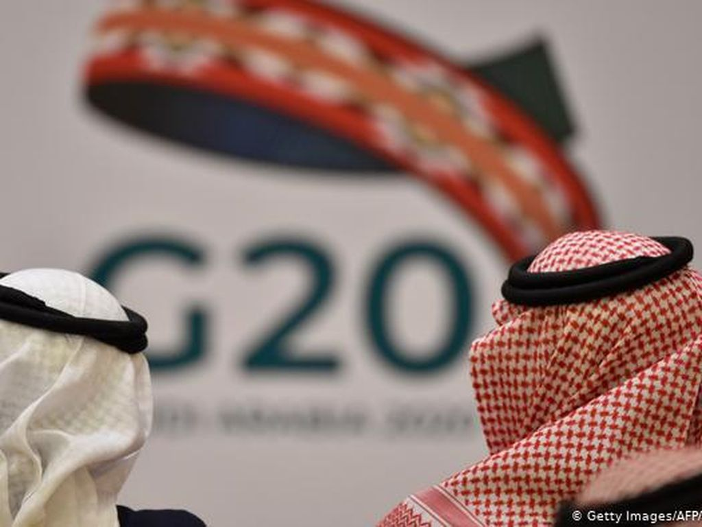 Arab Saudi Jadi Tuan Rumah KTT G20 Virtual pada November