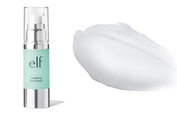 e.l.f Hydrating Face Primer adalah primer menghidrasi terbaik untuk kulit kering