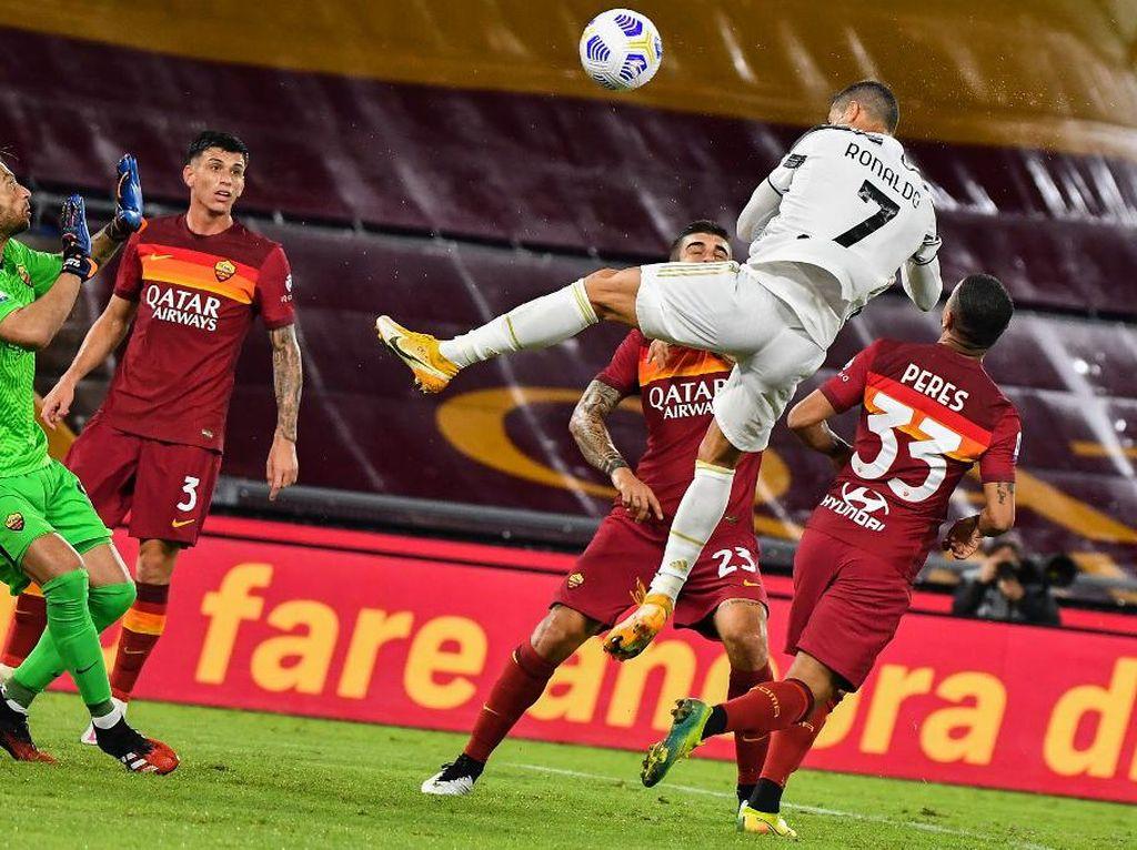 Roma Vs Juventus: 10 Pemain Bianconeri Tahan Imbang Il Lupi