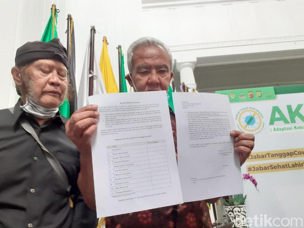 Ahli Waris Inggit Garnasih Tak Patok Kompensasi dari Negara