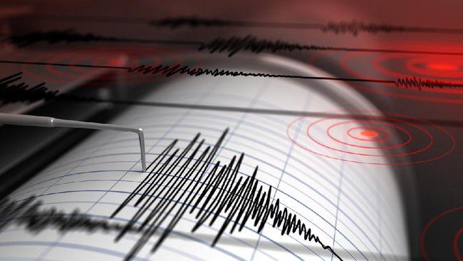 Ada Gempa M 5,0, Warga Kota Bengkulu Panik-Lari ke Luar Rumah
