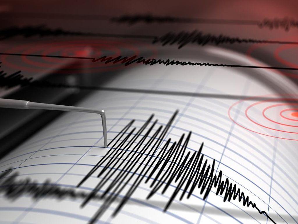 Gempa M 3,3 Terjadi di Kebumen