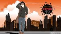 Viral Pria Disebut Positif Corona tapi Jalan-jalan di PIK, Polisi Turun Tangan
