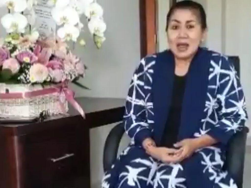 Istri Gubernur Bali Positif Corona, Isolasi Diri di Tempat Karantina OTG