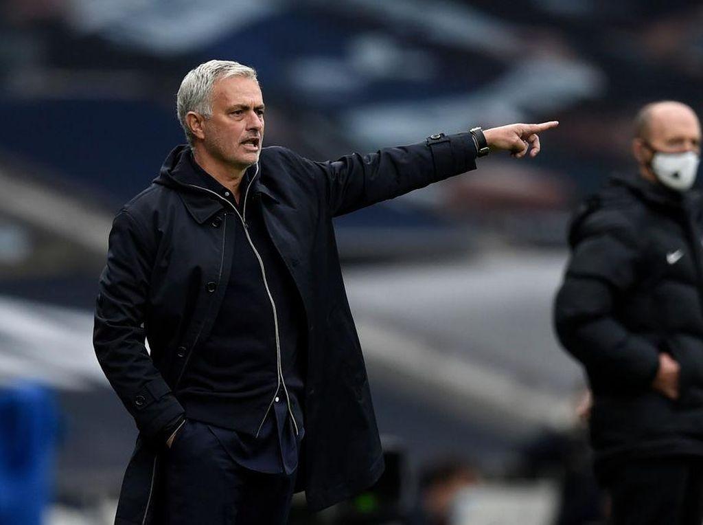 Mourinho Sebut VAR Sebagai Man Of The Match?