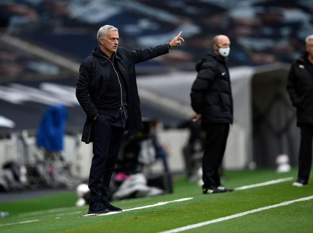 Dua Balasan Menohok Mourinho untuk Solskjaer