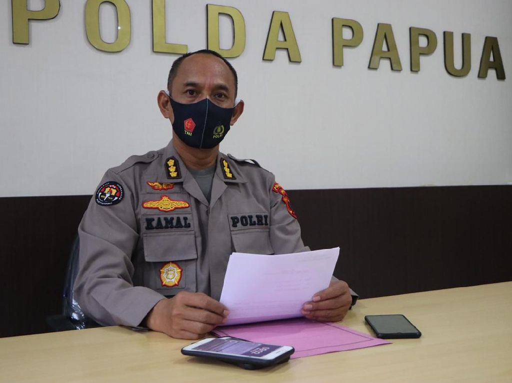 Kontak Senjata di Bandara Ilaga Puncak Papua, 1 KKB Tewas