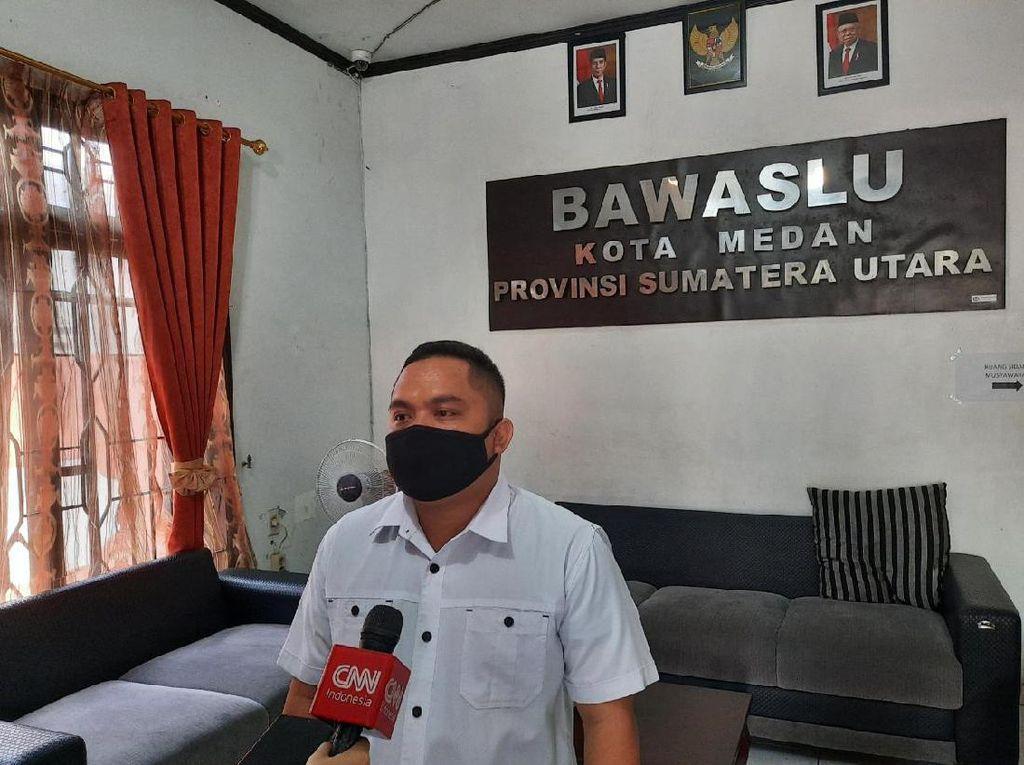 Bawaslu Nilai Kampanye Hari Kedua di Medan Mulai Tertib Protokol Kesehatan