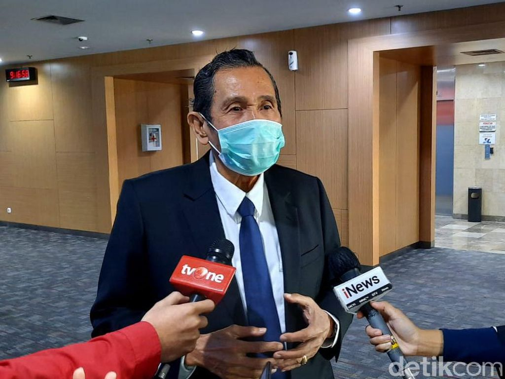 Pegawai KPK yang Curi Barbuk Nyaris 2 Kg Emas Diseret ke Polisi!