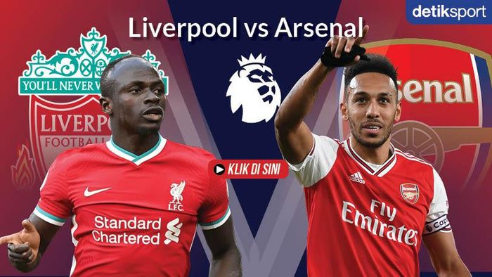Duel Liverpool Vs Arsenal!