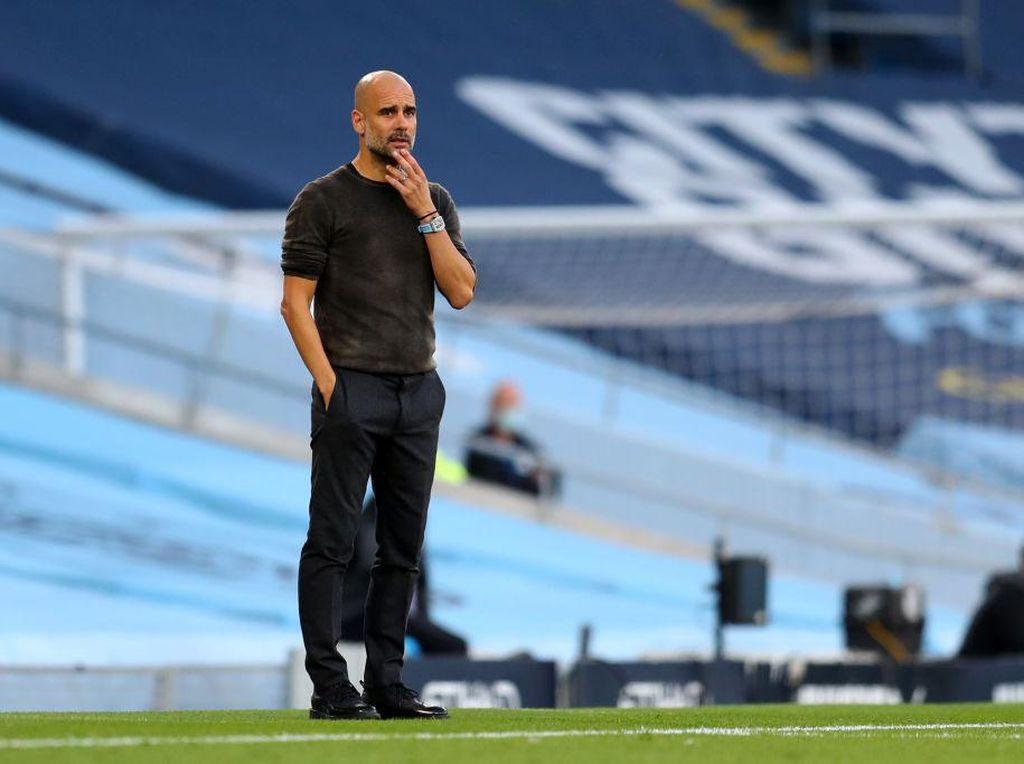 Guardiola Saja Merasa Manchester City Pantas Dibantai