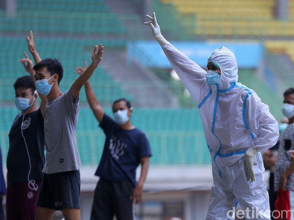 Dinkes Sebut OTG Corona di Jakarta Capai Angka 45 Persen
