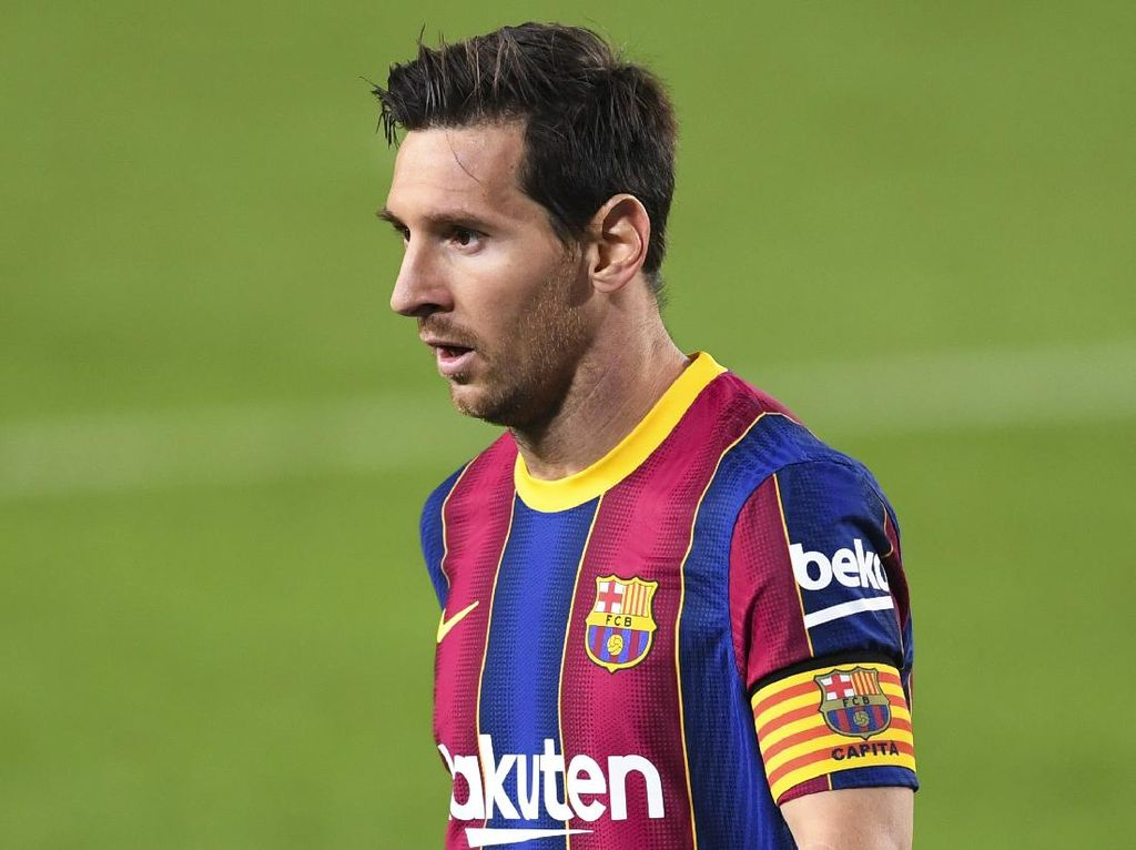Ada Rencana Beri Messi Pekerjaan Seumur Hidup di Barcelona