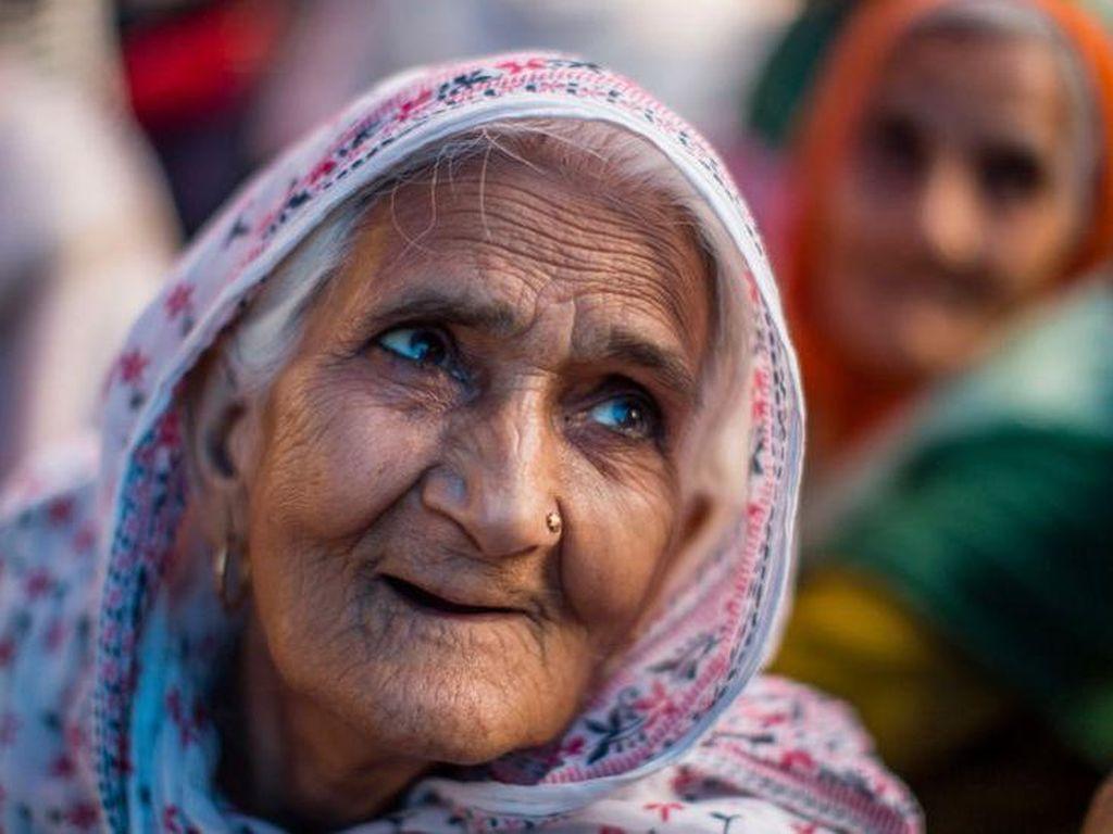 Nenek 82 Tahun di India Masuk dalam Daftar Orang Berpengaruh Versi Time