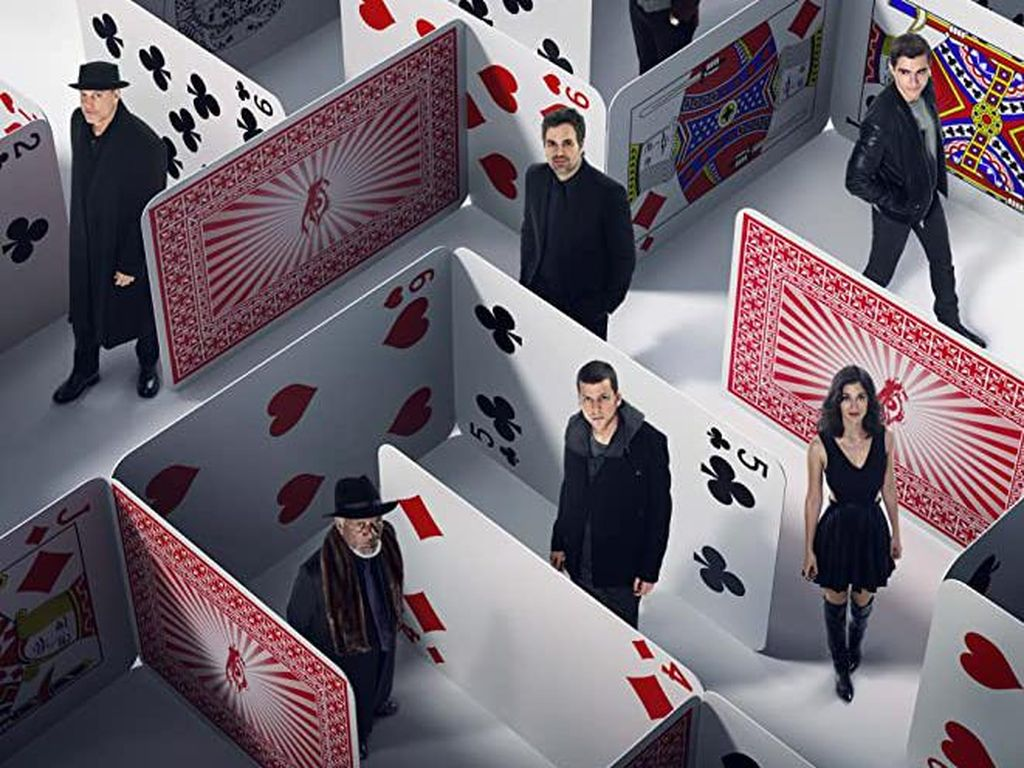 Sinopsis Now You See Me 2, Hadir di Bioskop Trans TV