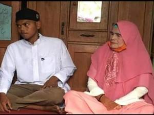 Pria 26 Tahun di Kalteng Suami ke-20 Si Luna Maya Nenek 62 Tahun