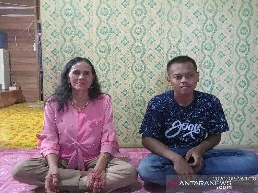 Sosok Luna Maya, Nenek 62 Tahun di Kalteng yang Dinikahi Pria 26 Tahun