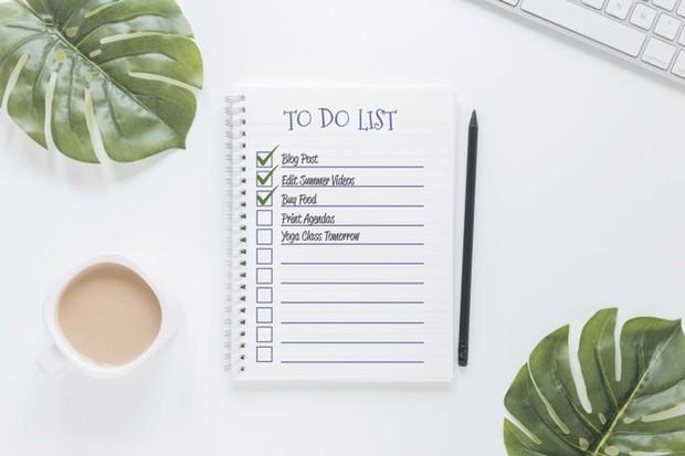 Bertujuan untuk meredakan stres dan fokus dalam menyelesaikan tugas.