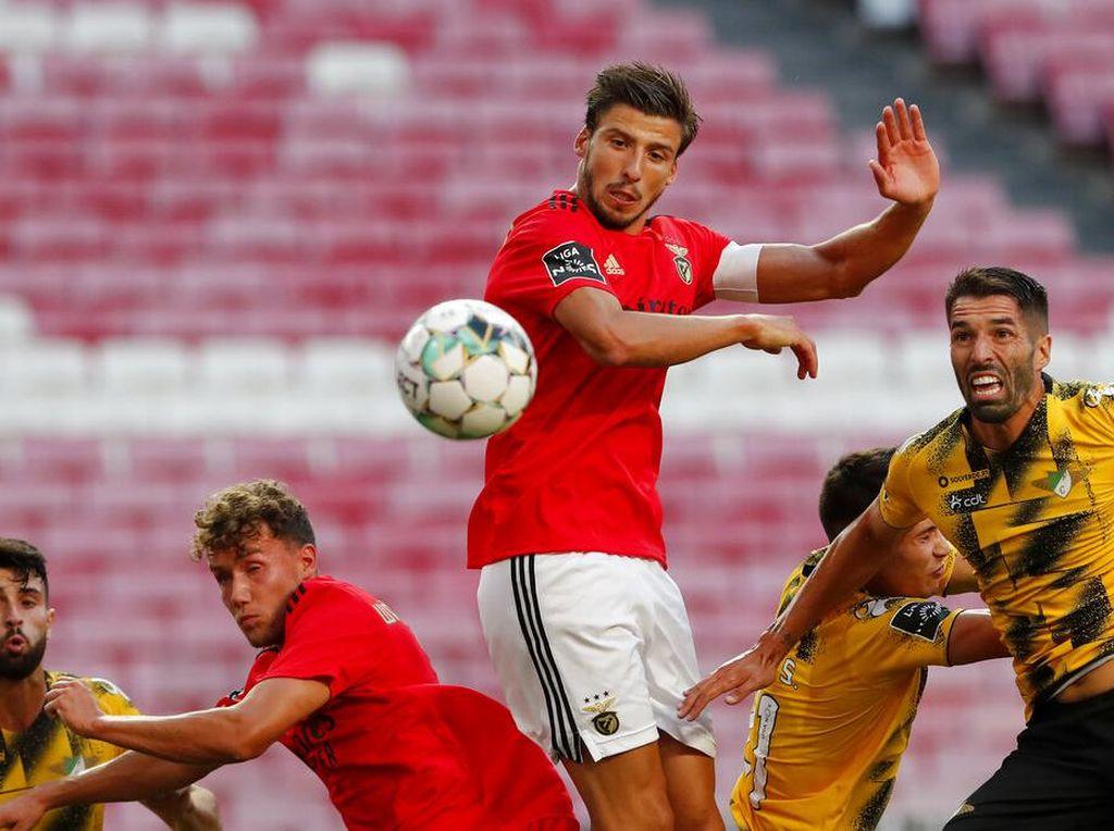 Leeds Vs Man City: Ruben Dias Starter? Tengok Dulu Video Latihannya