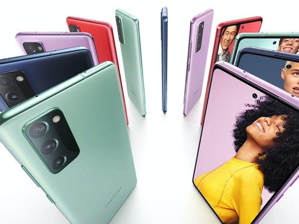 Deretan Smartphone Mewah Samsung yang Meluncur Tahun Ini