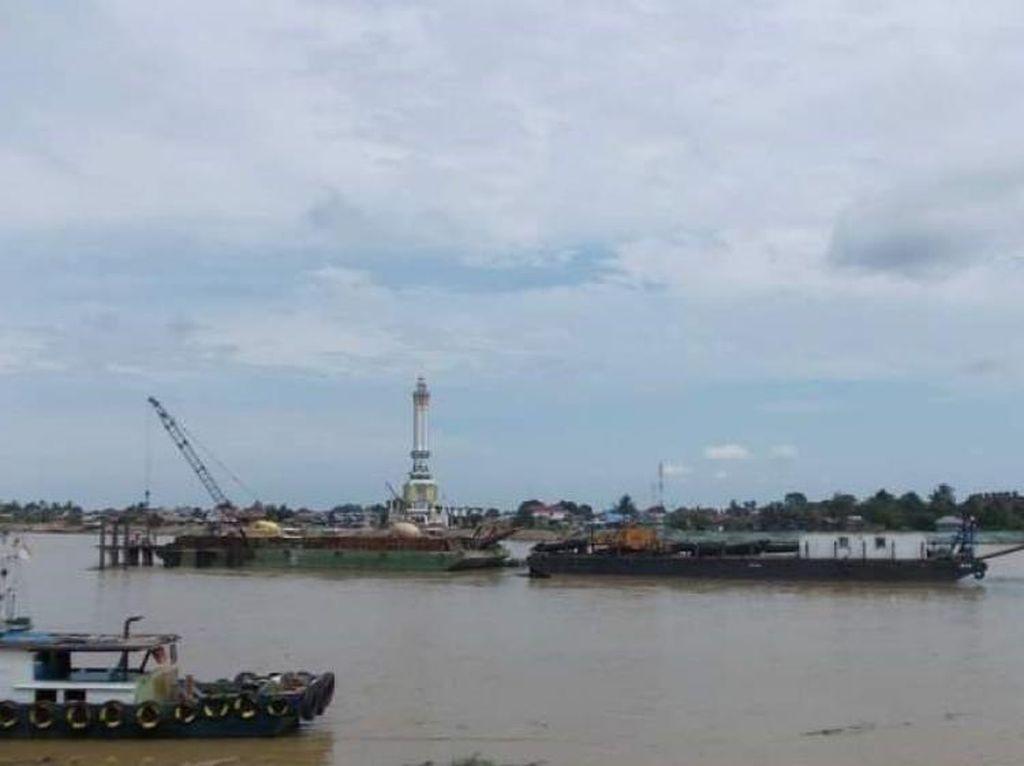 Sungai Batanghari, Jalur Perdagangan Penting di Sumatera