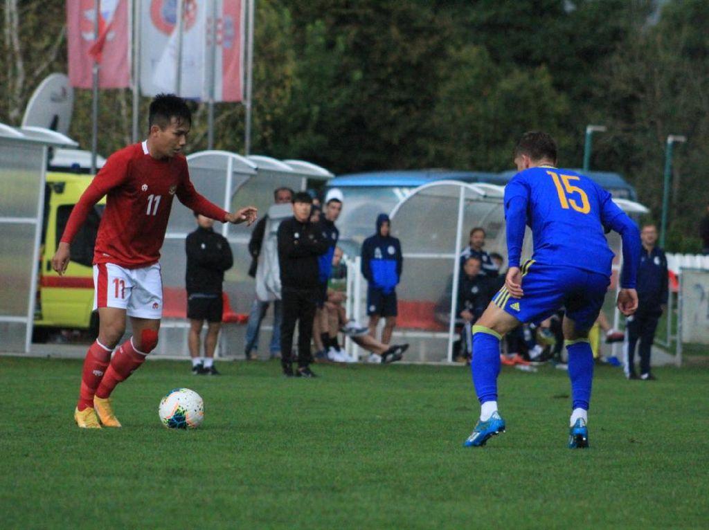 Link Live Streaming Timnas U-19 Vs Dinamo Zagreb