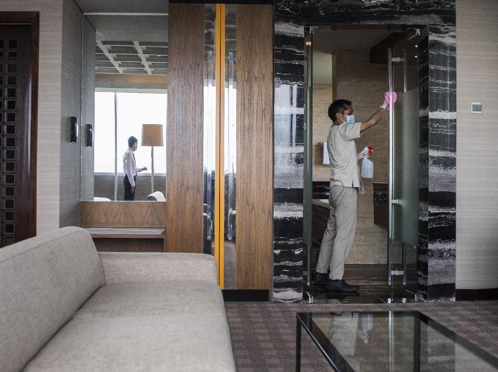 Pandemi Corona, Okupansi Hotel di Jabar Naik saat Libur Panjang