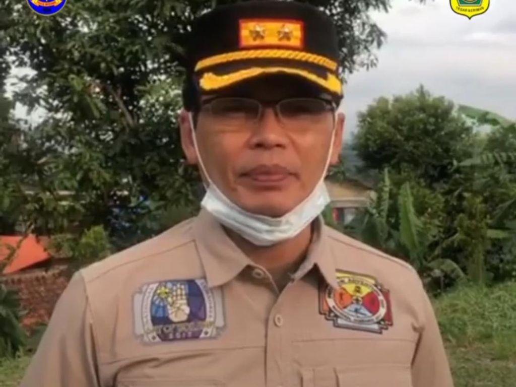 Bukan Satpol PP, Pria Halangi-Tabrak Ambulans di Bogor Pegawai Kecamatan