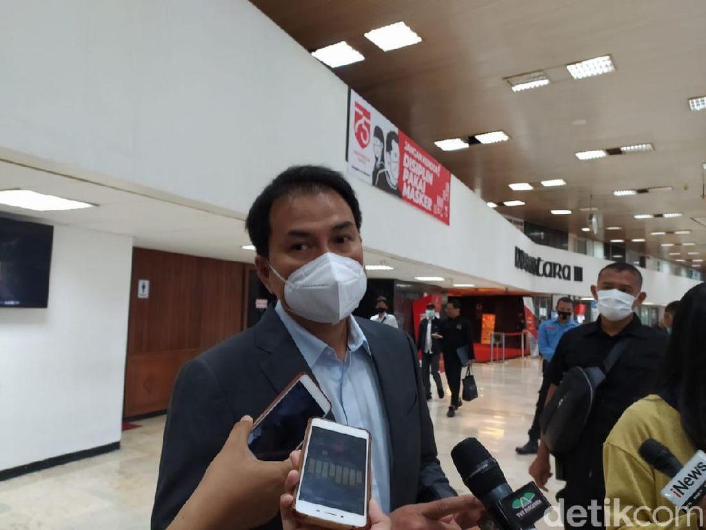 Pimpinan DPR Minta Warga Tak Tiru Raffi Ahmad yang Party Usai Vaksin