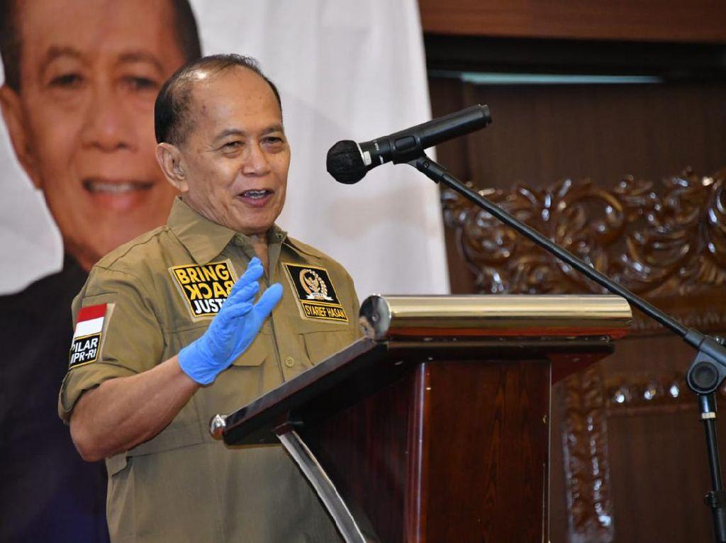 Wakil Ketua MPR Syarief Hasan Soroti Kehadiran TKA di Indonesia